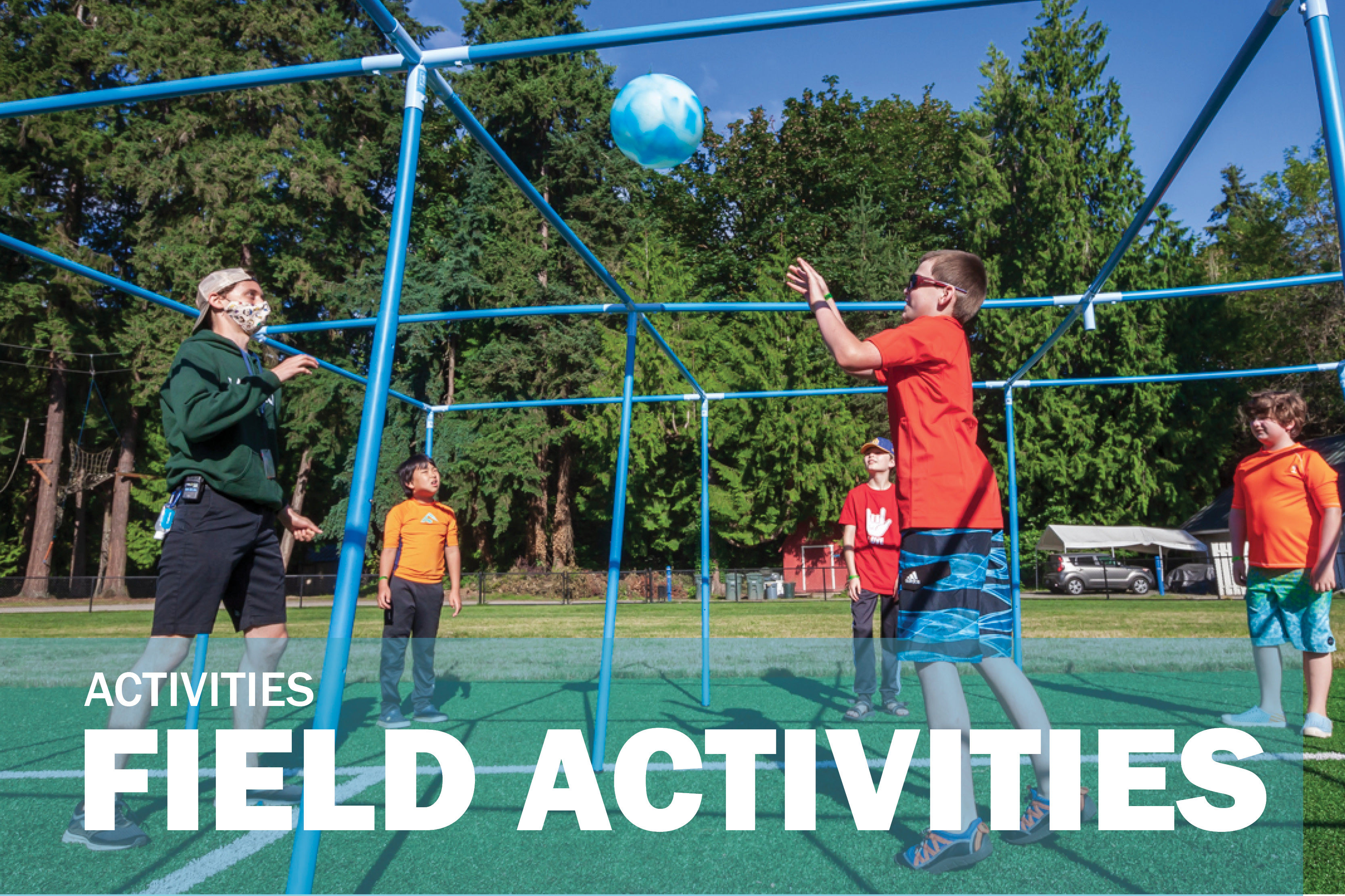 Activity Slider - Field Activities