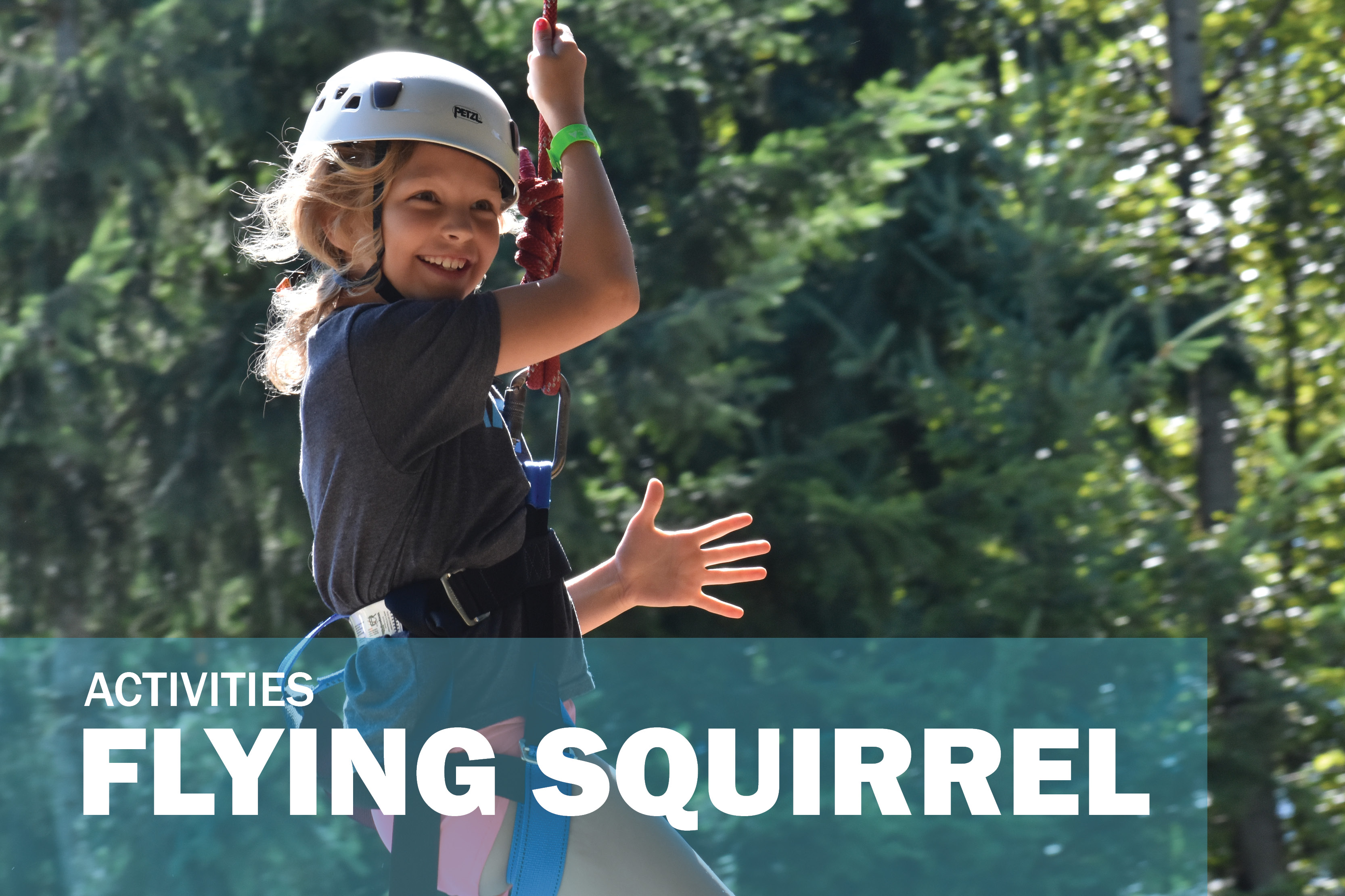 Activity Slider - Flying Squirrel