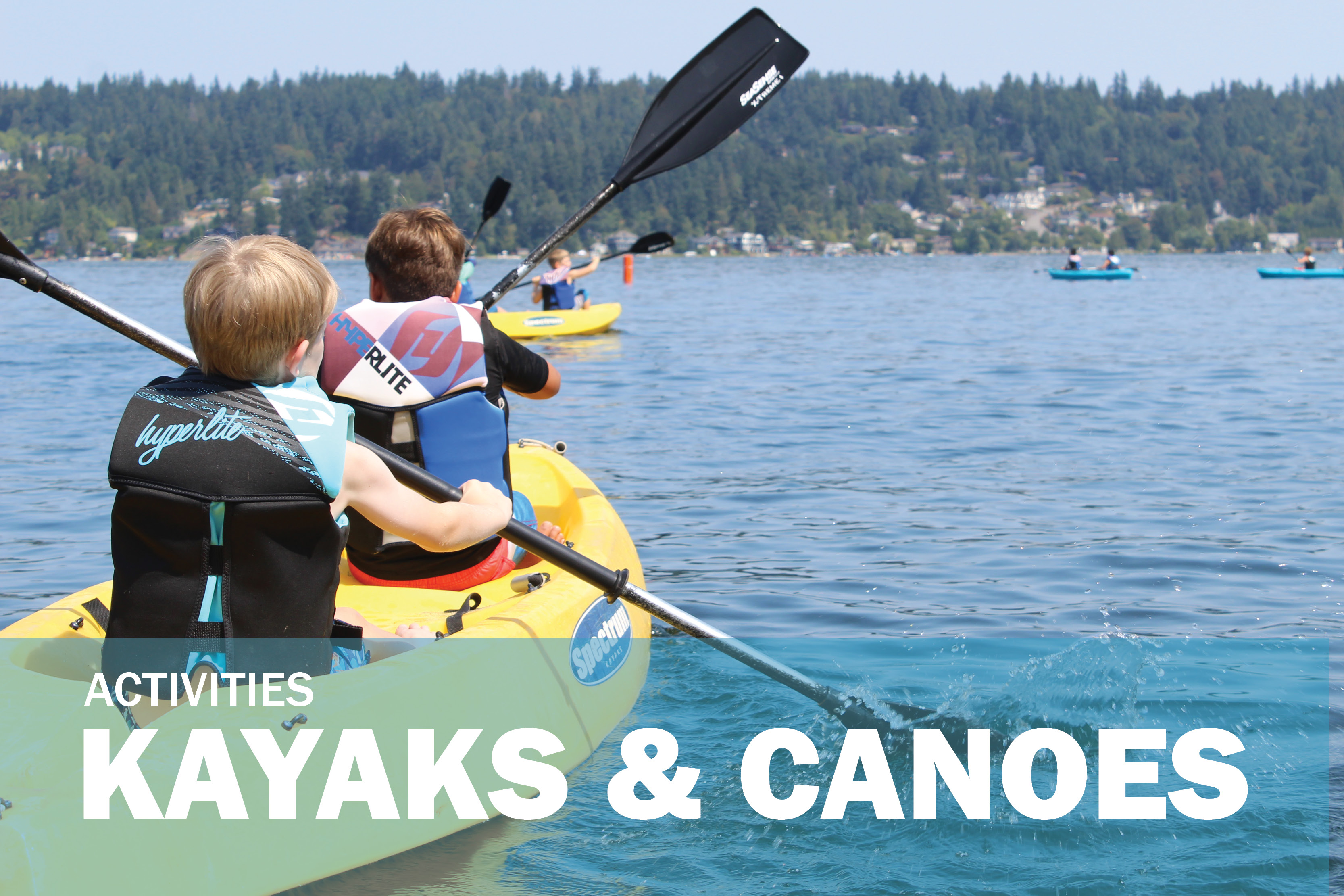 Kayaks & Canoes