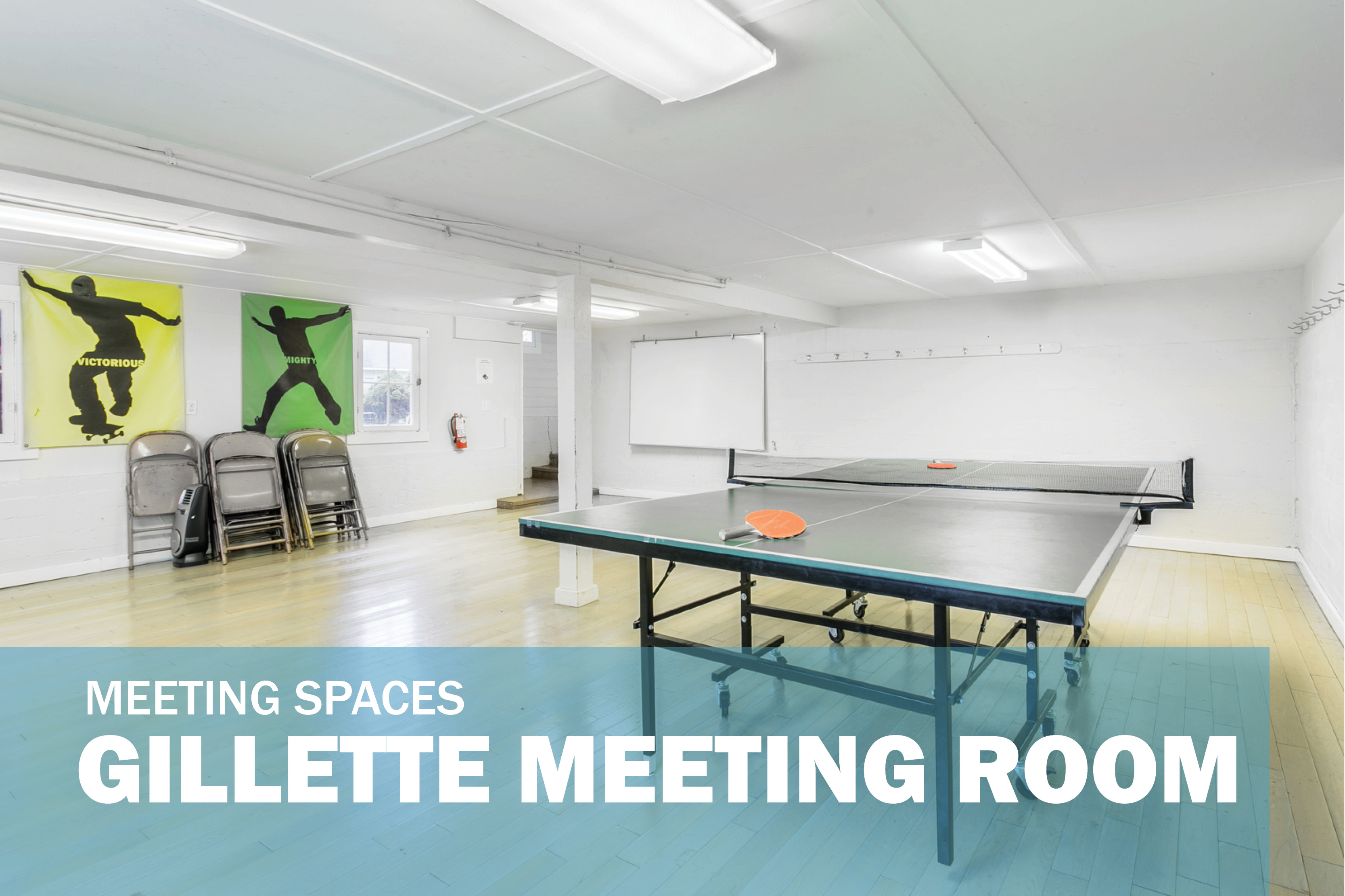 GILLETTE MEETING ROOM