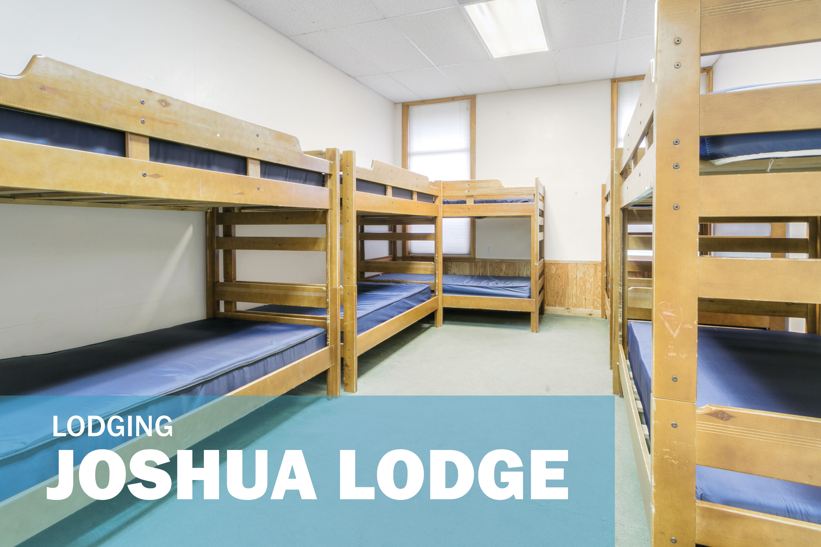 JOSHUA LODGE