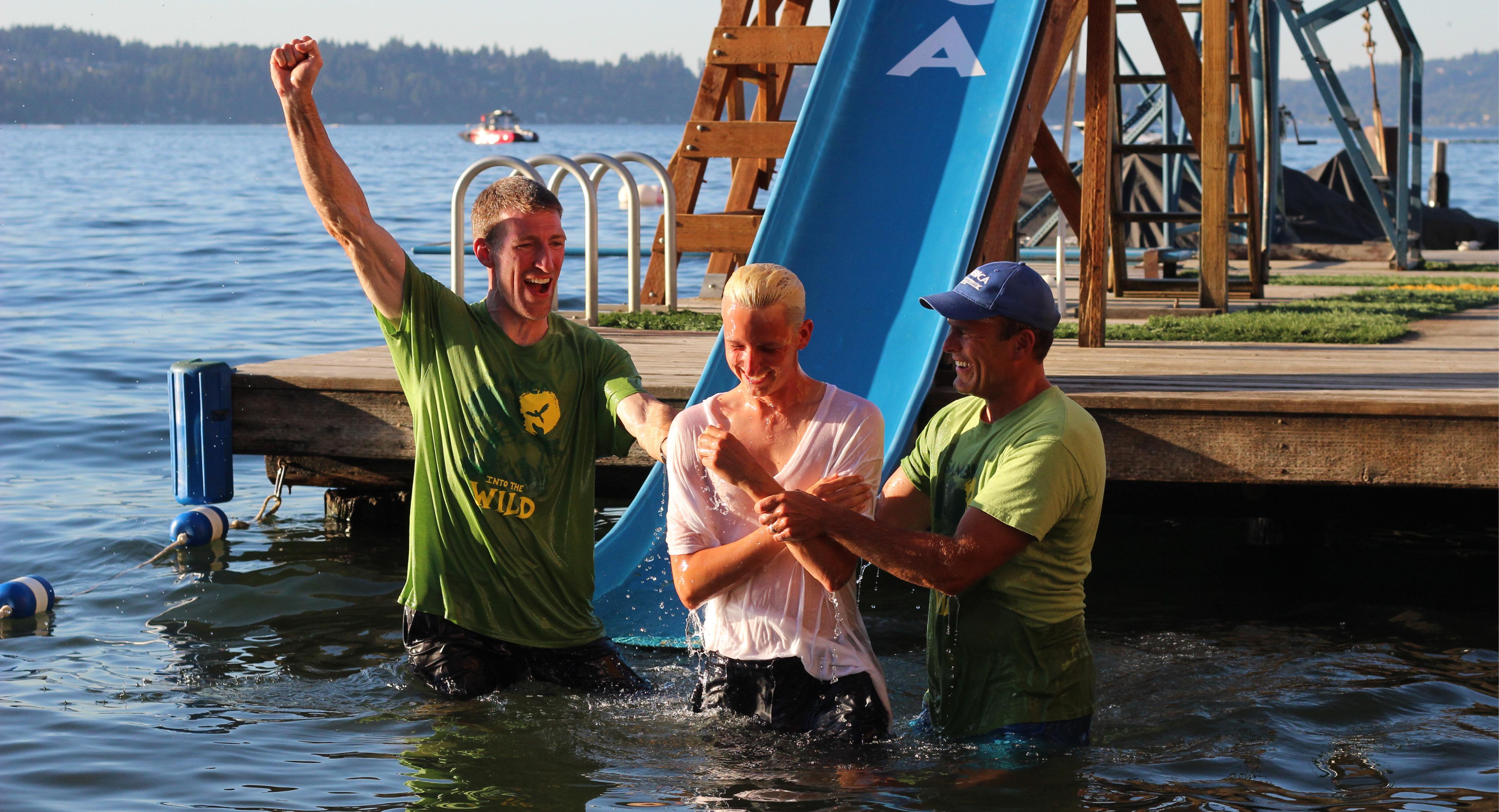 Leadership - Baptism