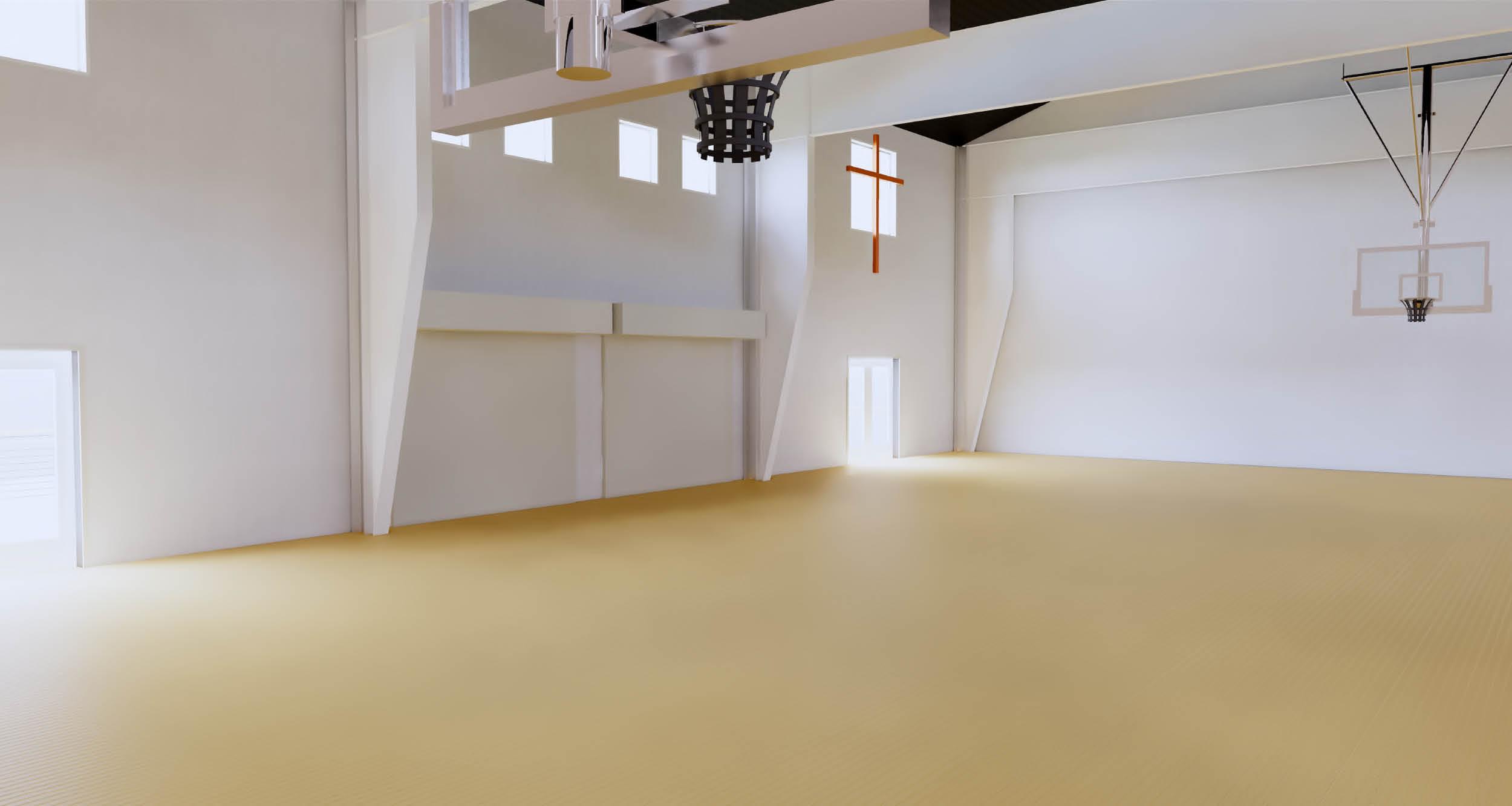Photo Slider - Interior Gym