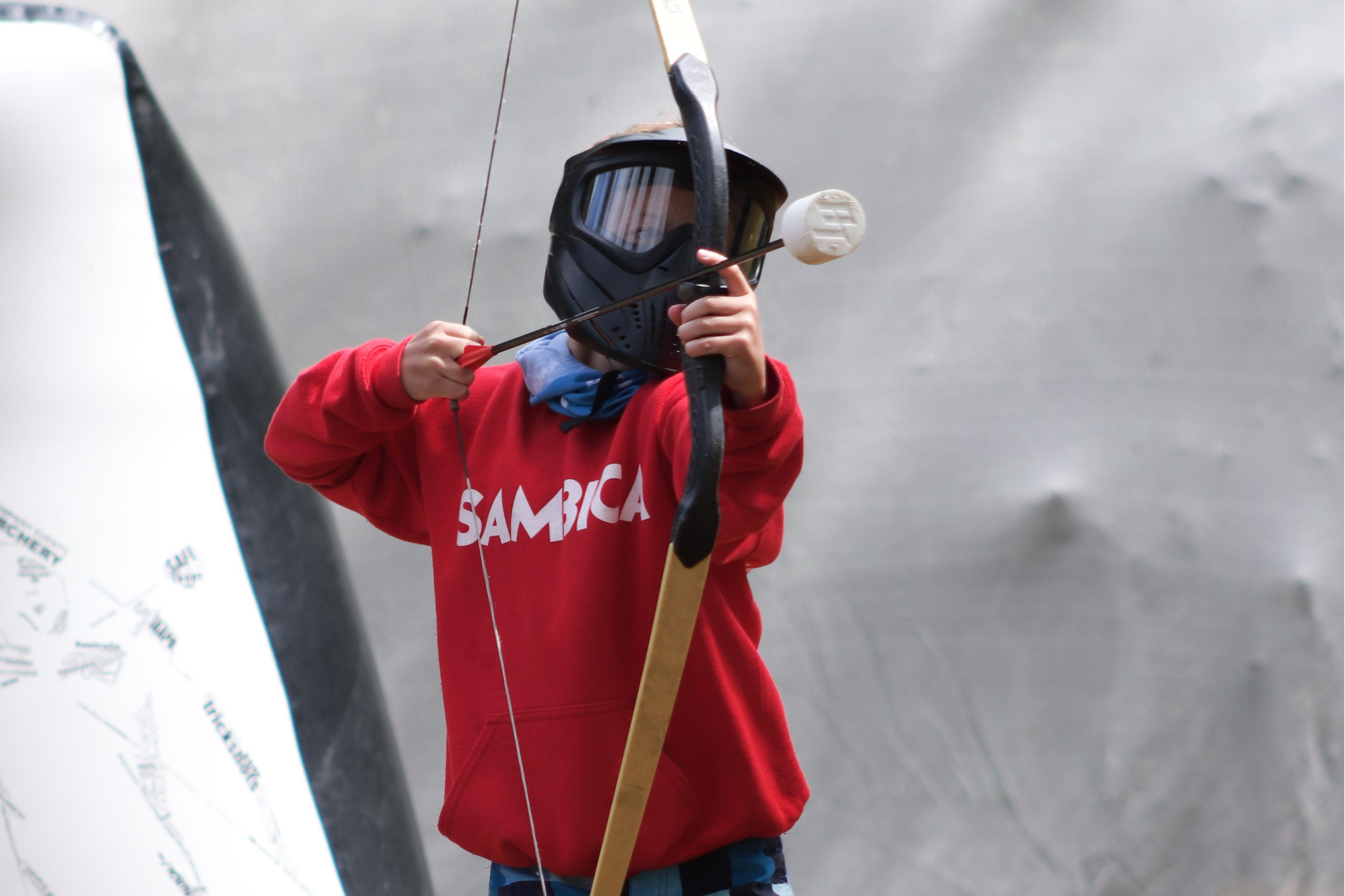 Photo Slider GENERAL - archery tag