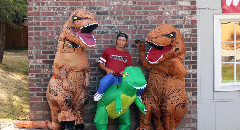 Program Dinosaurs