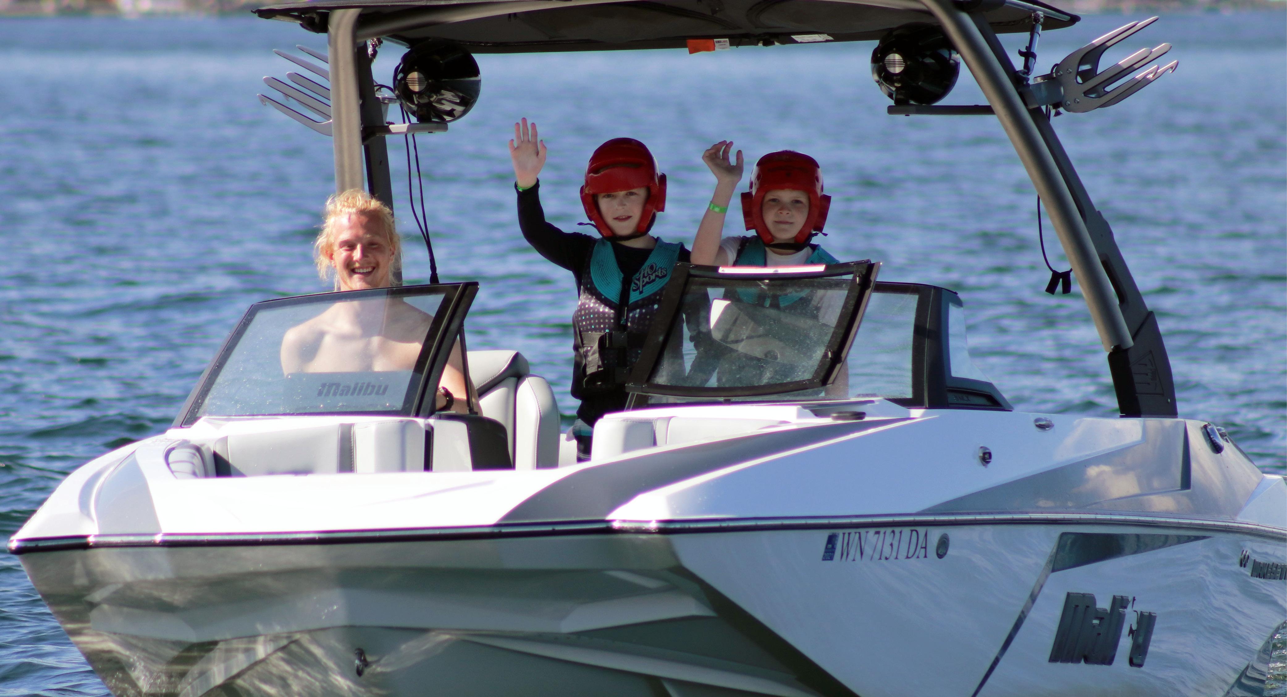 Rec - Boat Driver