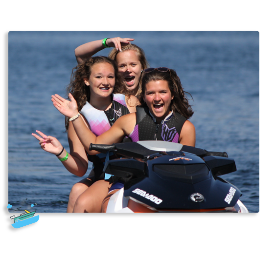 Secondary Main -  seadoo girls