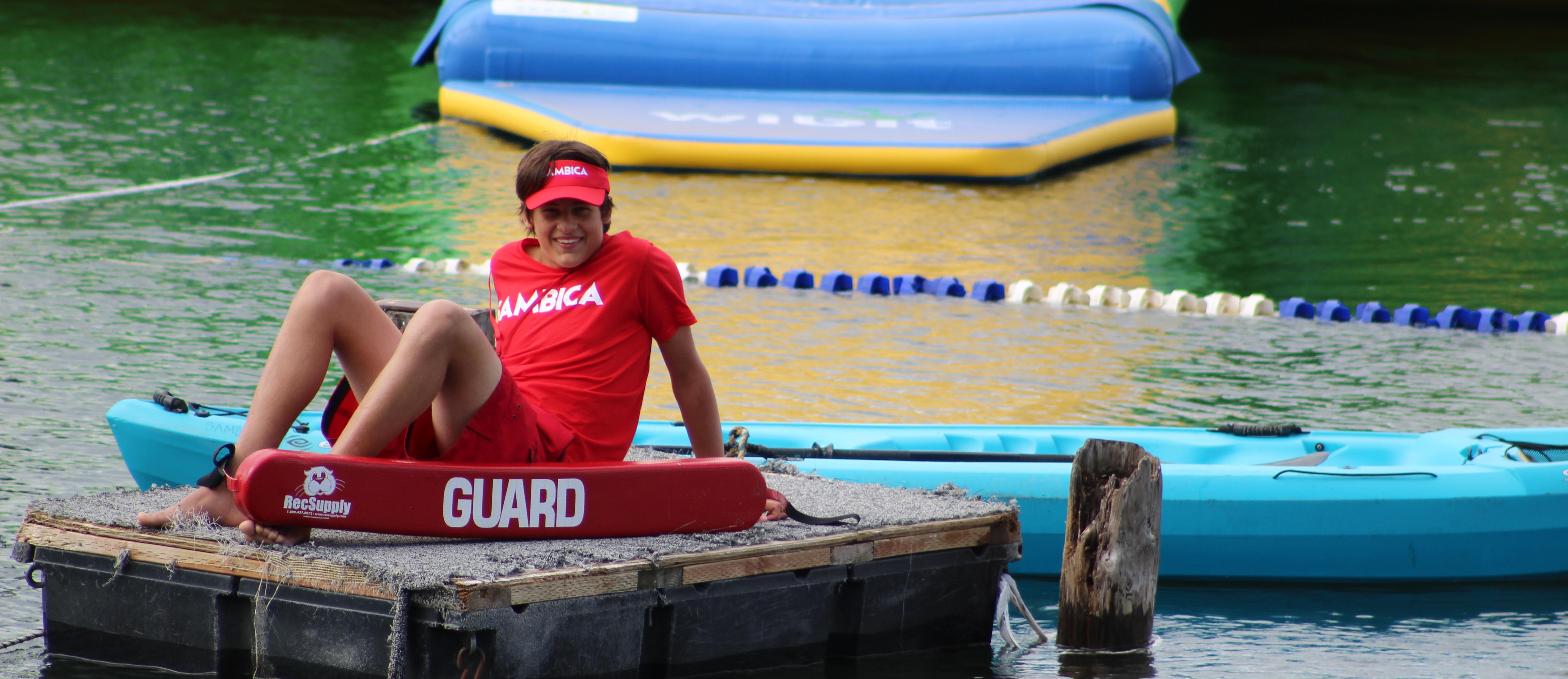 Section Photos - lifeguard